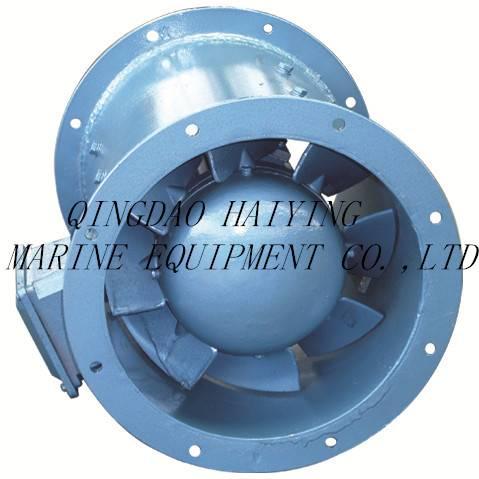 CZ Marine axial flow fan