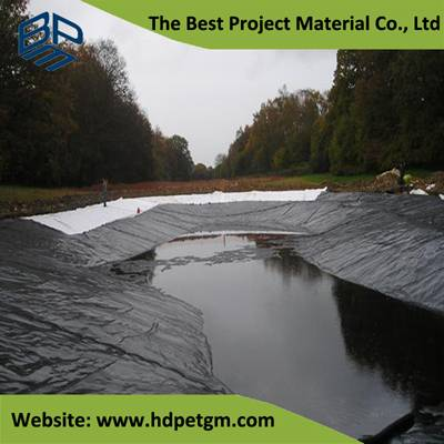Waterproof Material Geo Membrane Thickness Waterproofing Membrane