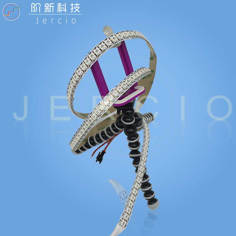 Jercio individually addressable XT1511.30L-30 LED can show full-color, and can replace WS2812.