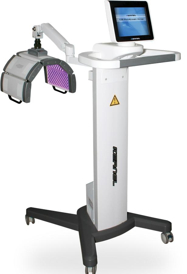 PDT Machine, Photodynamic Therapy, Blue/Yellow/Red/Infared LED Light, Acne, anti-inflammatory