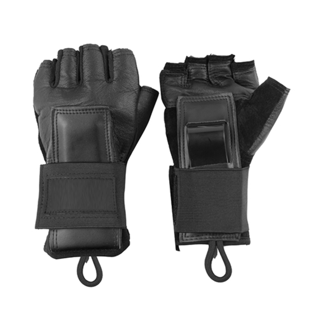 Hired Hands Skateboarding Wrist Guard Protective Gloves