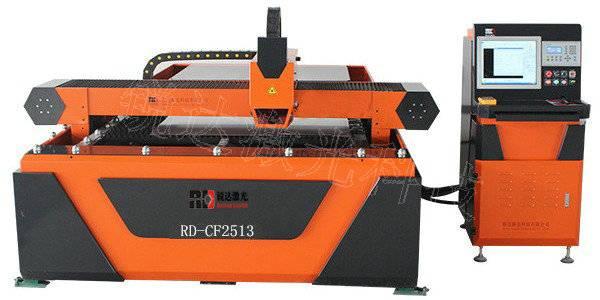 500W fiber-optical laser cutting machine price
