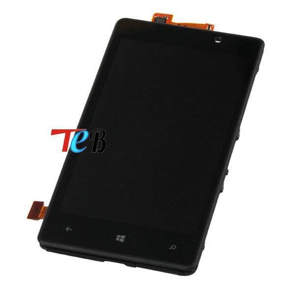 For nokia lumia 820 LCD digitizer