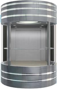 Observation elevator D16007