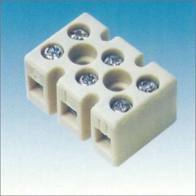 Three ways of ceramic terminal block049B