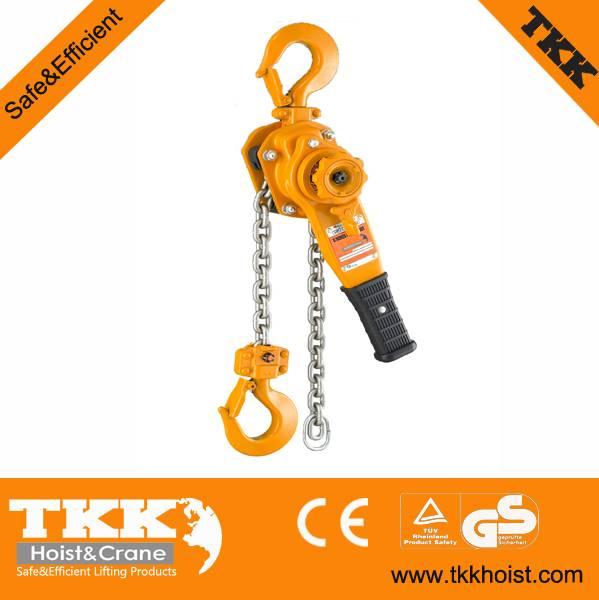 C ratchet lever hoist