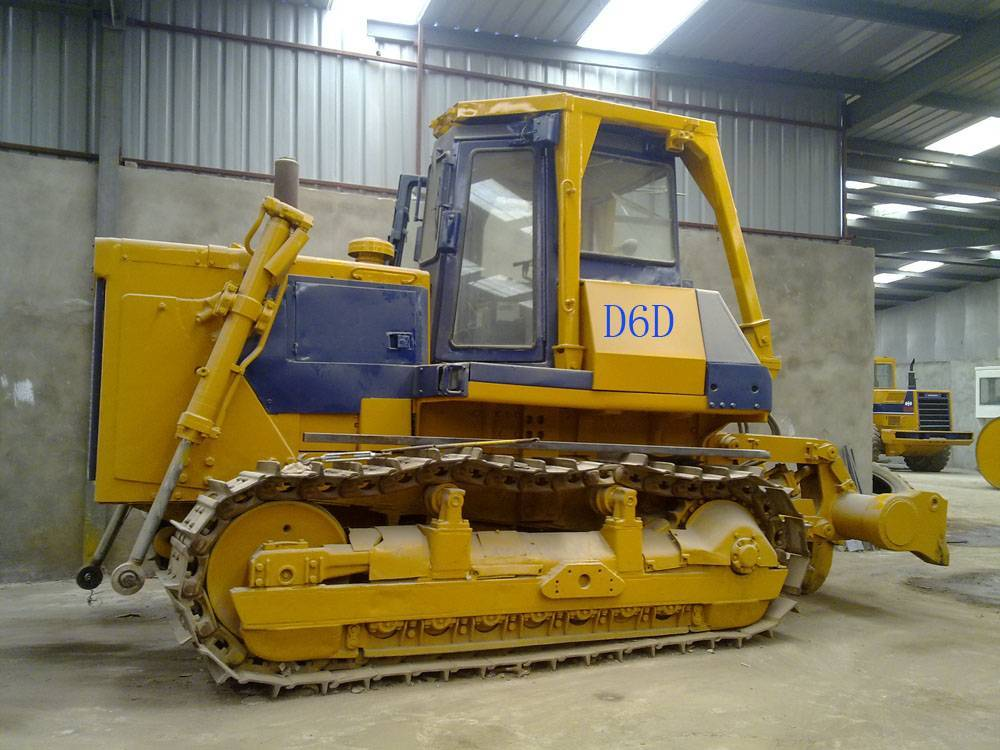 Used CAT D6D bulldozer,CAT D6D dozers(CAT D6D))