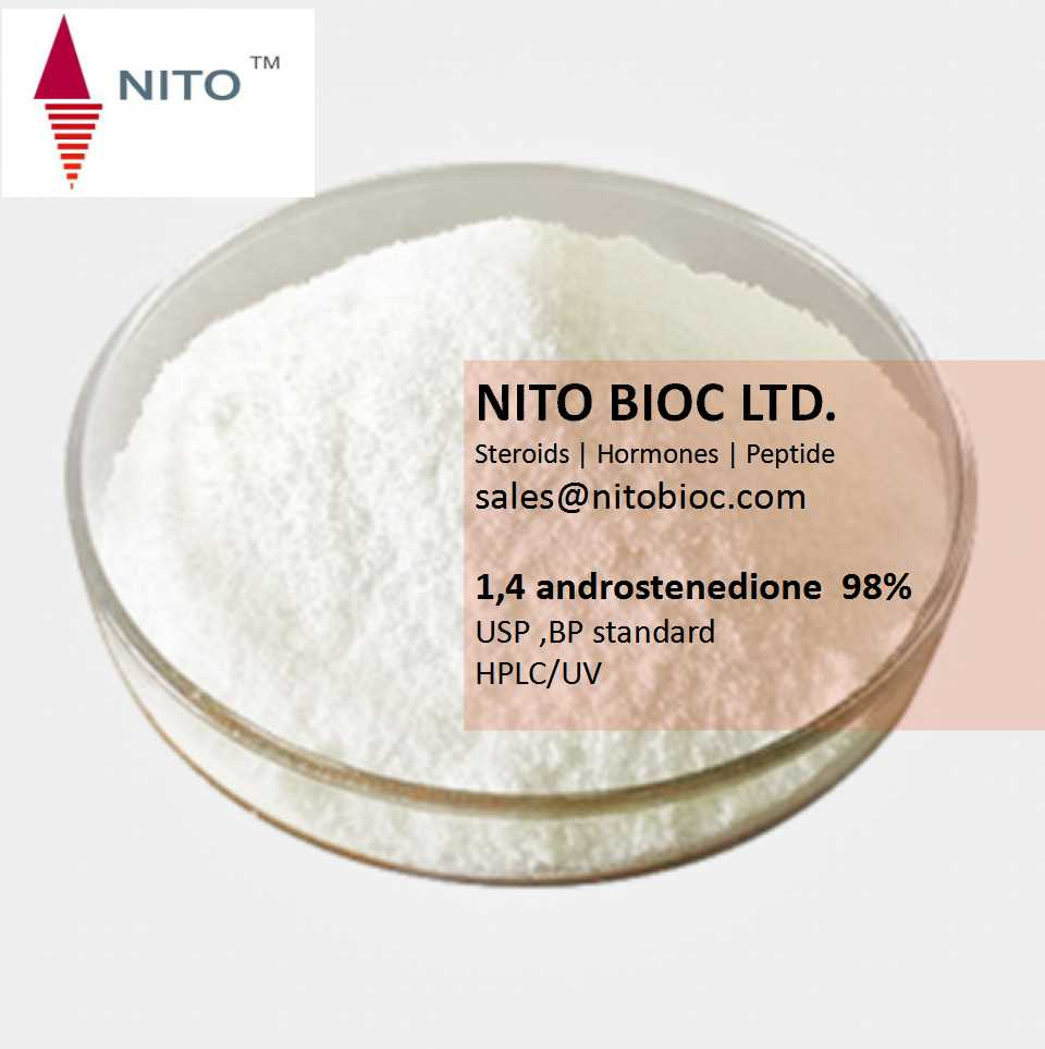 Factory Quality Control, Strong Intermediate Powder: 1,4 androstenedione (1,4 AD)(Boldione)