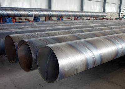 API 5L Spiral Welded steel pipe for Water Gas and Oil Transport