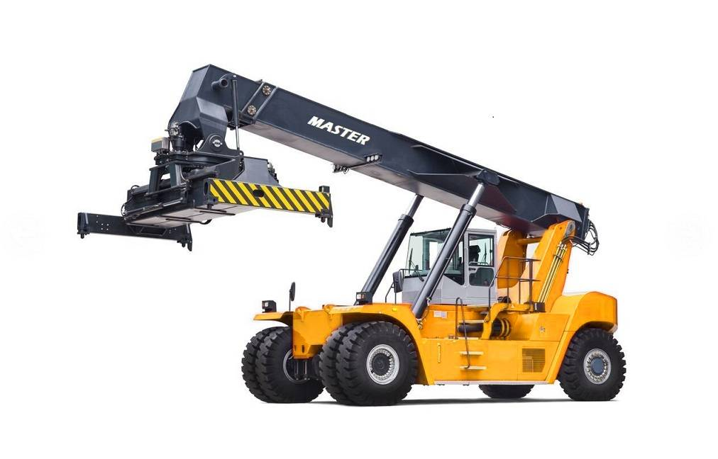 Master Forklift - 45 ton Container Reach Stacker