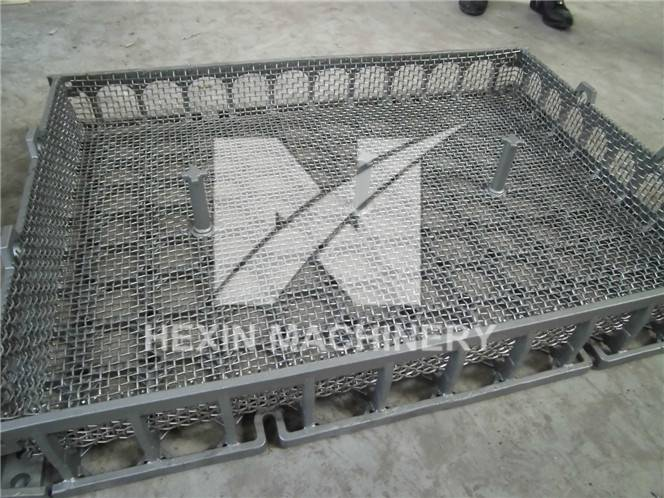 charging baskets for heat treatment furnace