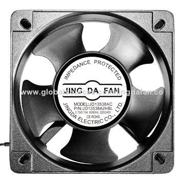 JD13538A2HBL Ball Bearing Wall-mount ventilation fans