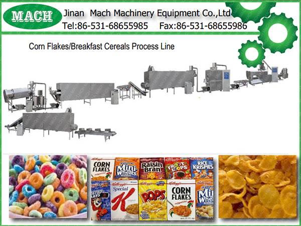 Grain Snack Making Machine