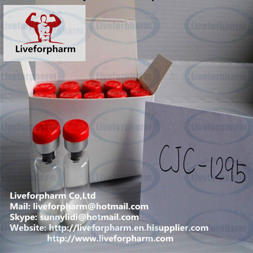 Cjc-1295 Peptide Human Growth Purity Cjc-1295 Without Dac for Muscle Enhance