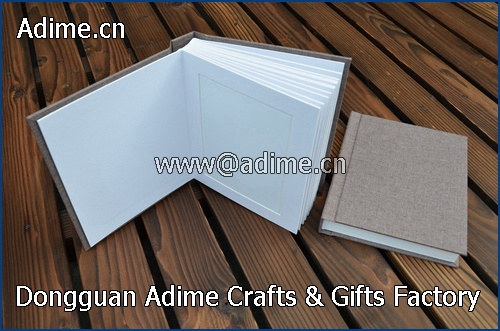Wedding Slip in Album with Mats,Matted Albums,Wedding Slip-in Album