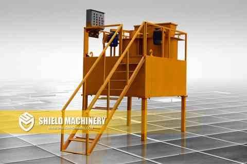 Non-autoclaved Aerated Concrete Brick Machine Foam Mixer