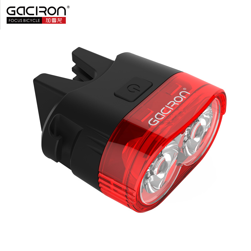rechargeable mountain bike rear light,double lamp bicycle tail light,led bicycle light wheel light