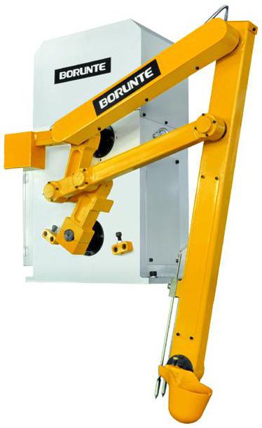 Automatic Die-casting robotic arm 5 Connecting Servo Rod Ladler