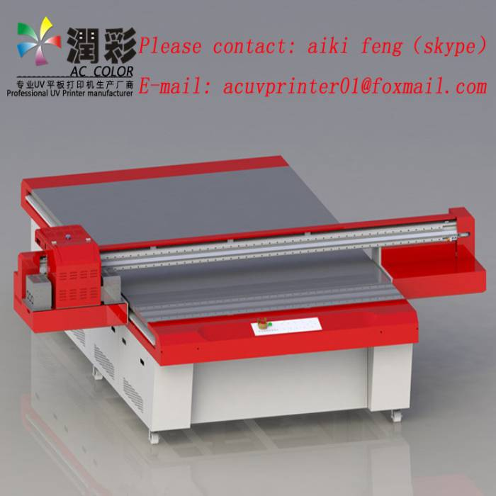 UV flatbed printer AC-UV2030