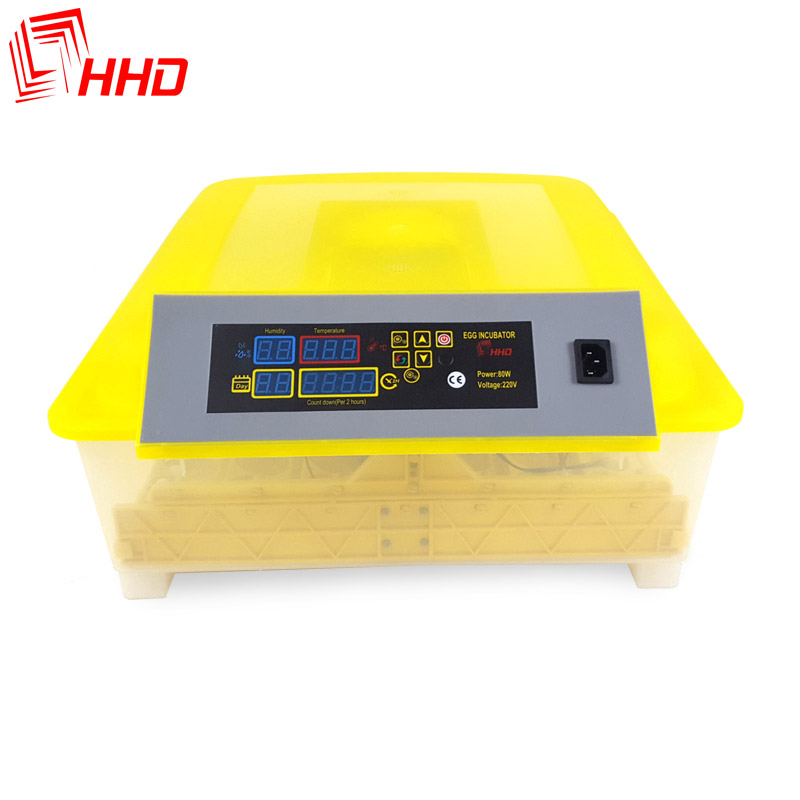 HHD brand full automatic classical model mini 48 egg incubator EW-48