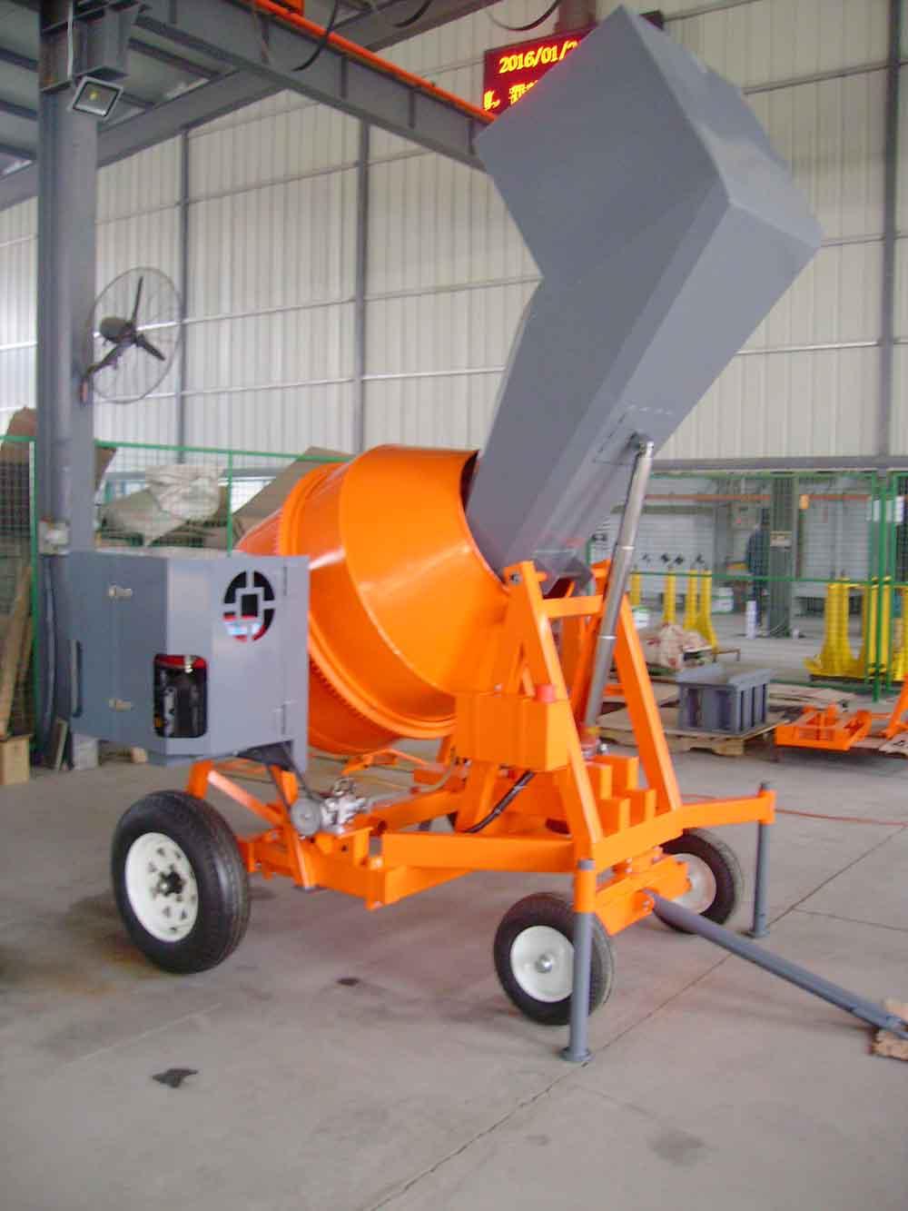 TD Series Portable Concrete Mixer