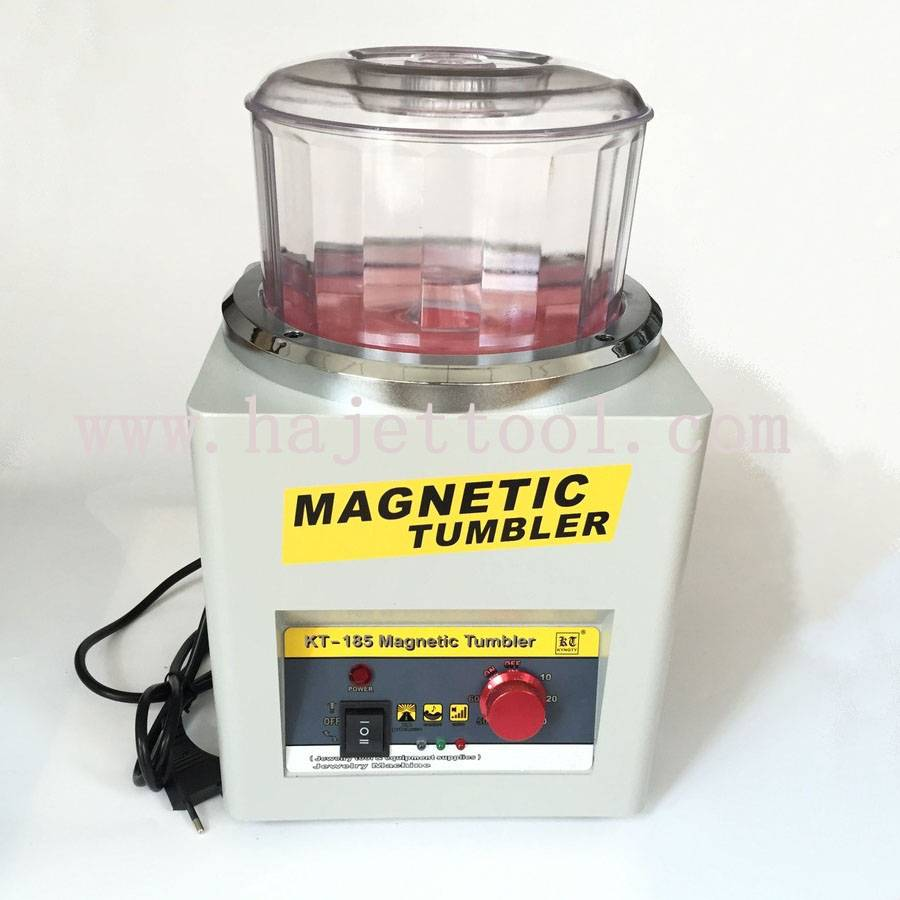 Tumbler Polishing Machine