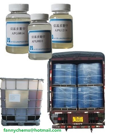 Alkyl Polyglycosides natural detergent raw materials