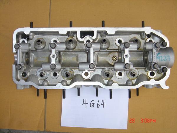 MITSUBISHI Cylinder Head(6D16T 7.6L, 4G64,4G93,4DR7,S6R2,S6S,etc.)