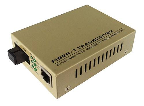 10/100M Media Converter(Single mode, Single fiber)