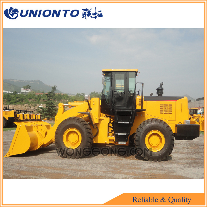 UNIONTO-857 Wheel Loader with excellent quality