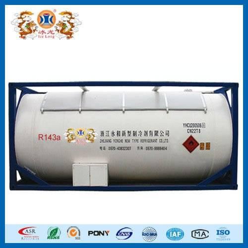 refrigerant gas r143a  trifluoroethane