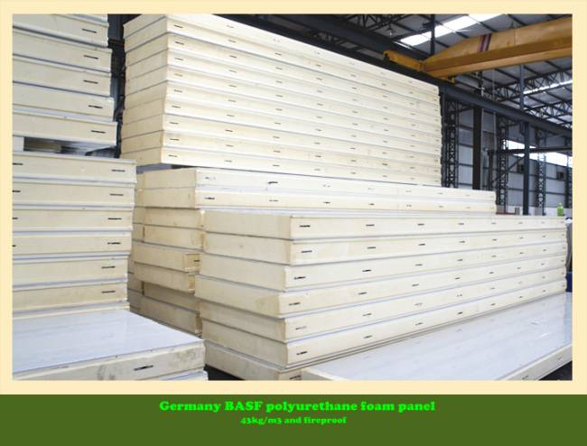 cold room panel / polyurethane panel / pu panel