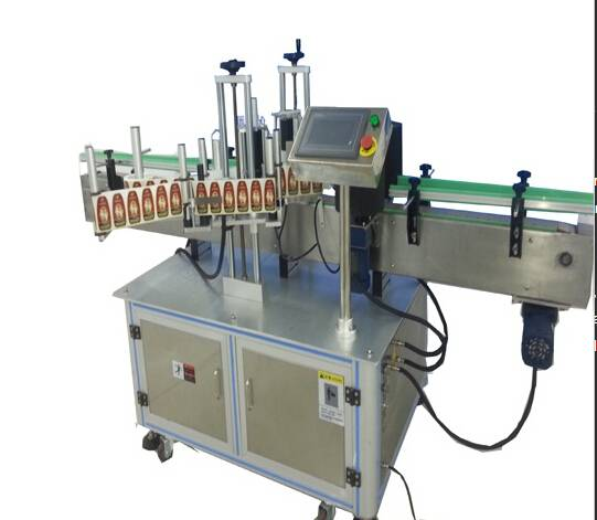 KP-150 Single Side Flat Bottle Labeling Machine