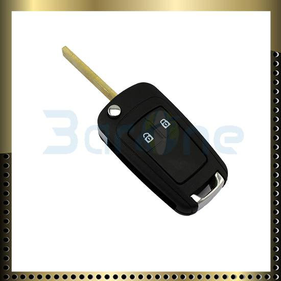 2 button car key shell for Buick