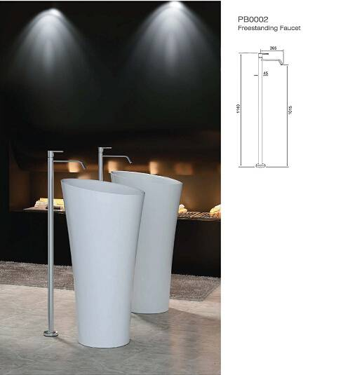 Free Standing Faucet