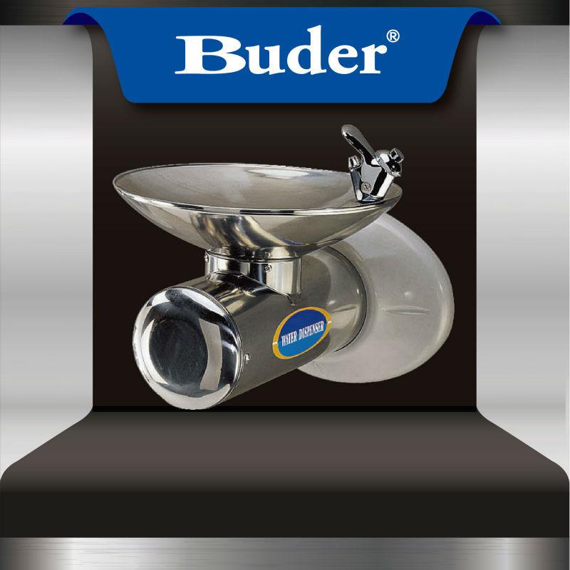 [ Taiwan Buder ] HIigh quality single round basin wall mounted water fountain