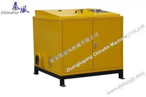 Small EPS Hot melting recycling machine