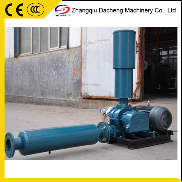 DSR Roots blower for sewage treatment