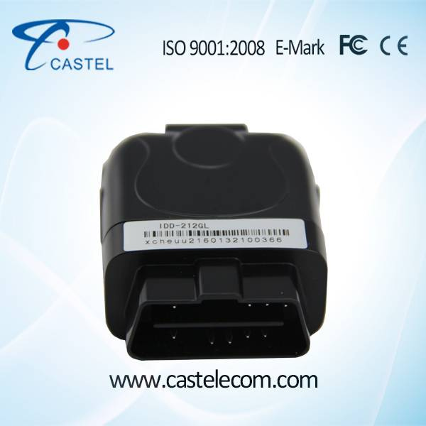 OBD Vehicle GPS TRACKER IDD-212GL