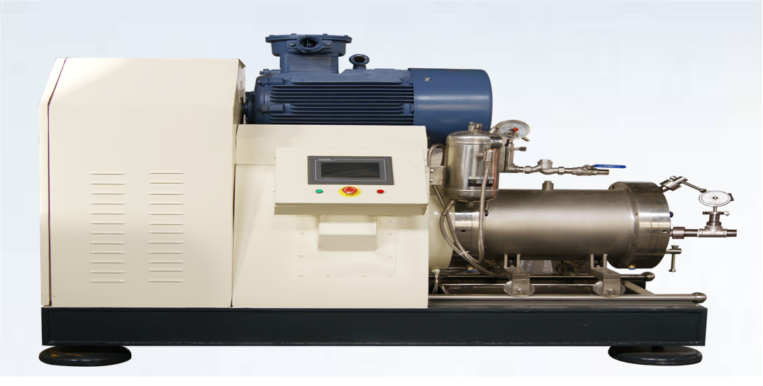 Sand Mill, Bead Mill System