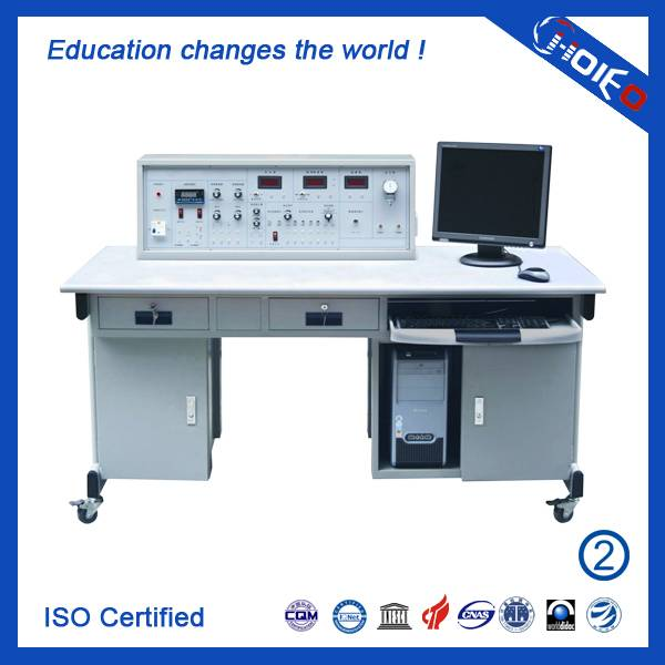 Sensor Technology Trainer, transducer simulator trainer for school lab,vocational training equipment