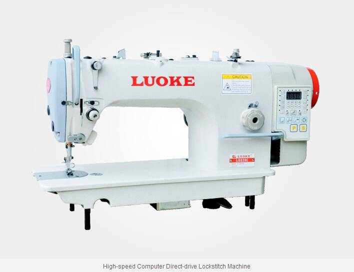 LK8396 High-speed Computer Direct-drive Lockstitch Machine