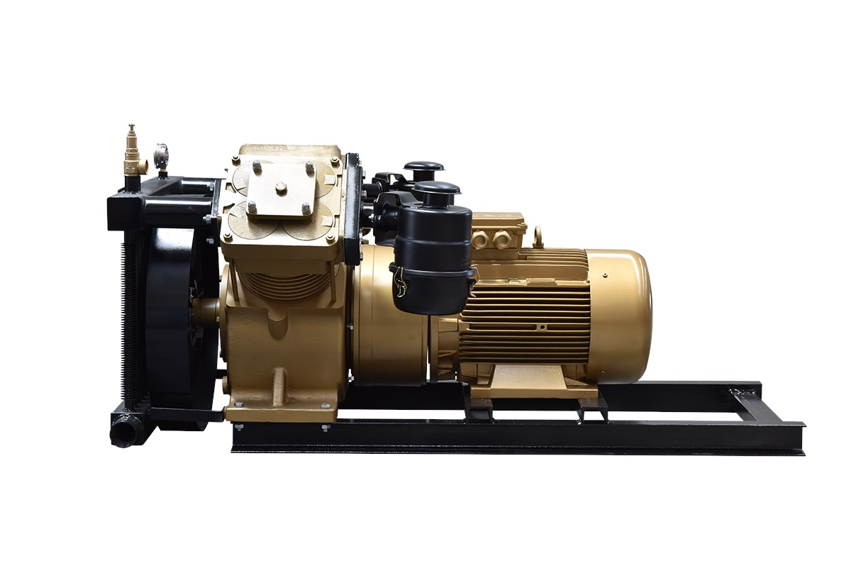 G220-2 Air Compressor with Electric Motor