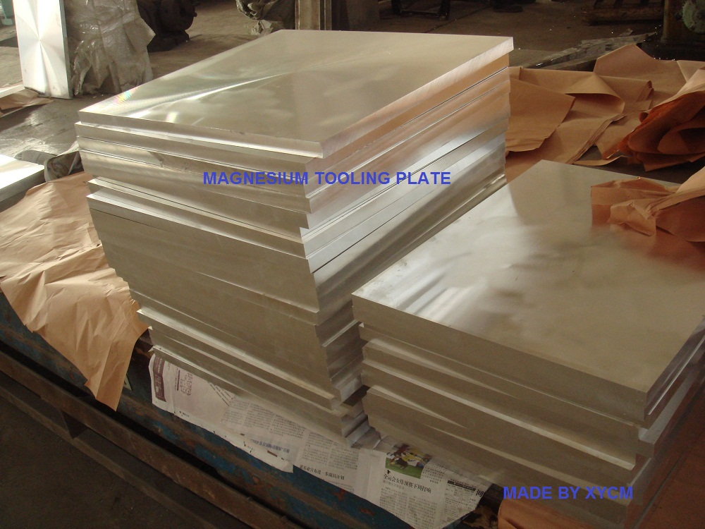 AZ31B magnesium alloy tooling plate sheet bar billet rod pipe tube profile stocklist