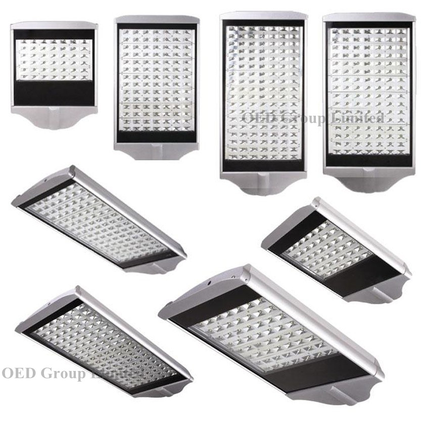 High Bright Flat LED Solar Street Lightings from China Supplier