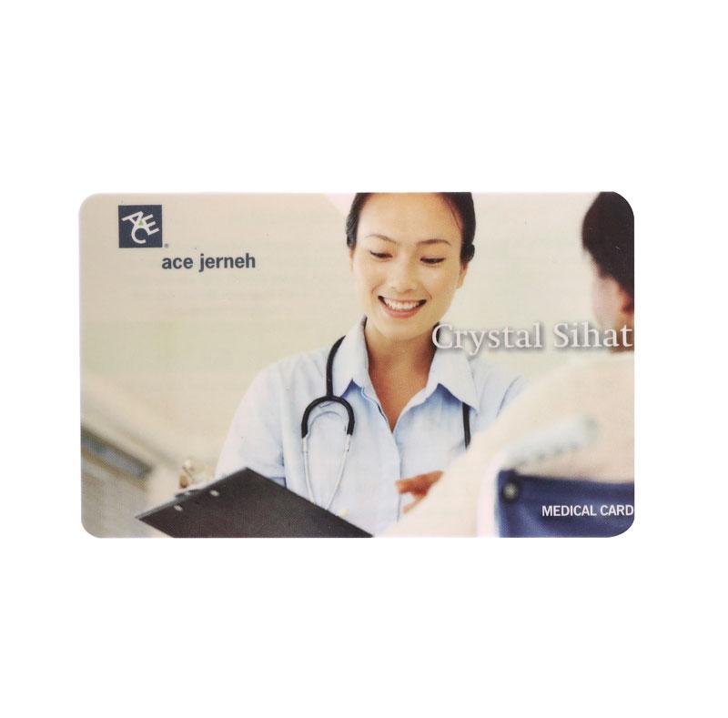 TK4100 key card