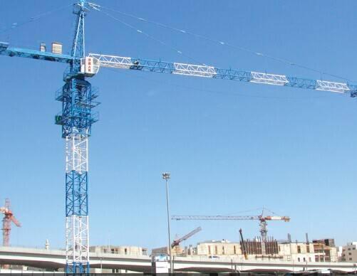 QTZ80(5513) building construction tower crane