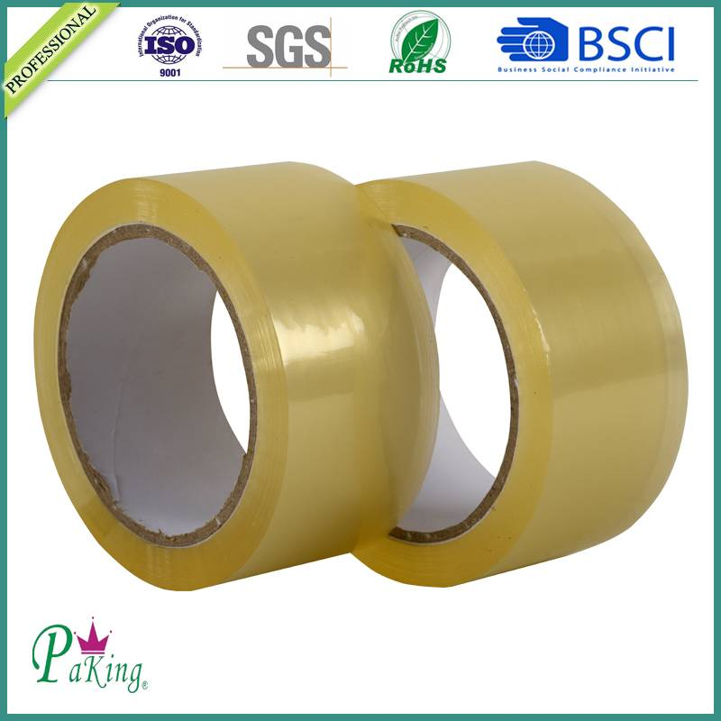 SGS Certificate Paking Brand Adhesive BOPP Packing Tape