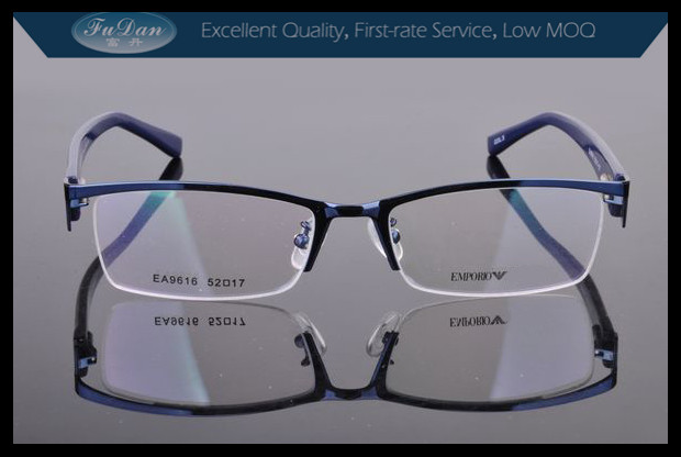 quality spectacle blue eyeglass frames
