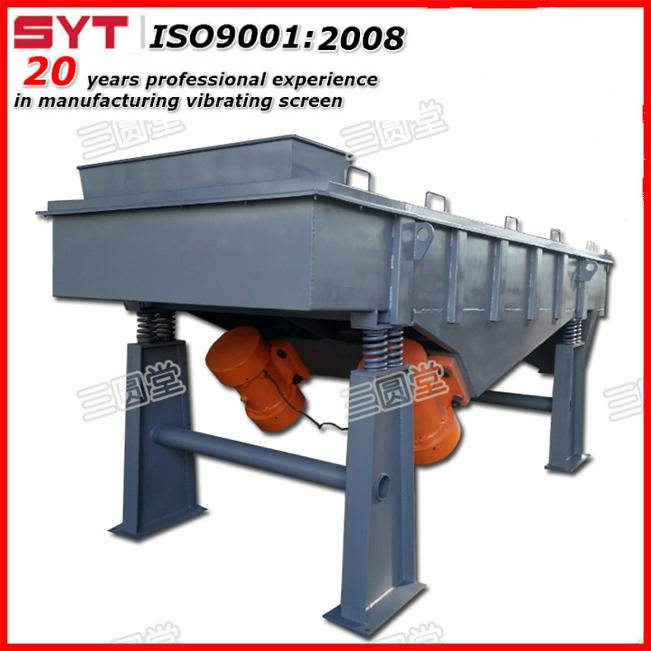 Linear Vibrating Screen